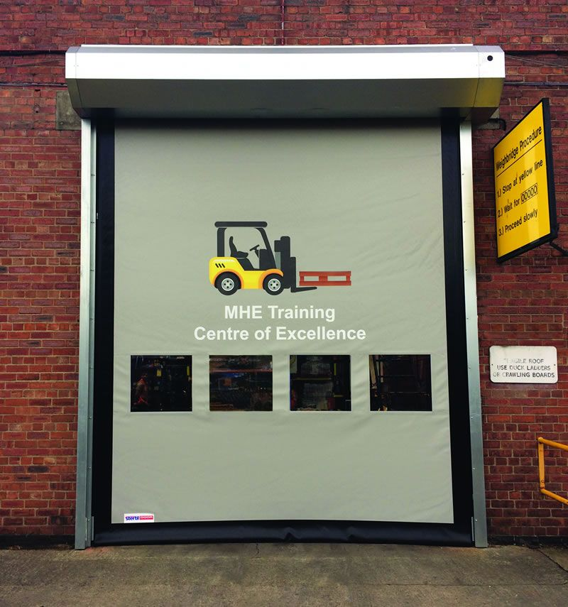 Stertil FAST-ACTION DOORS & STERTIL FAST-ACTION DOORS ENSURE SWEET ACCESS SOLUTION | Stertil